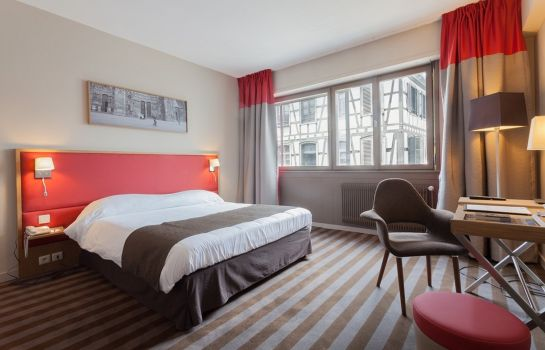 Kamers Best Western Hotel de France by HappyCulture