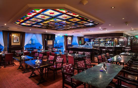 Hotel bar Crowne Plaza MUSCAT