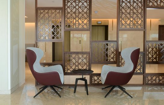 Lobby Crowne Plaza MUSCAT