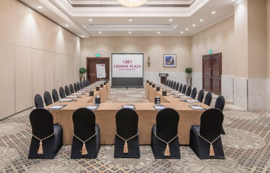 Conference room Crowne Plaza MUSCAT
