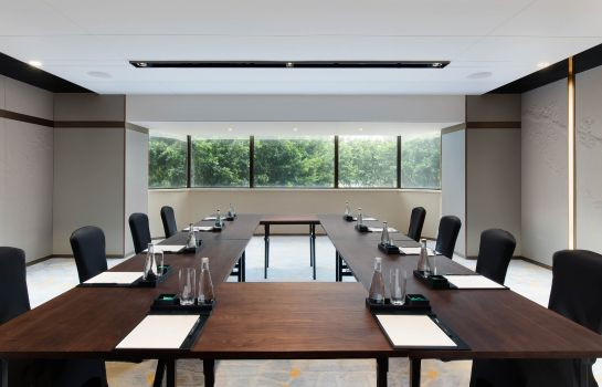 Conference room China Hotel A Marriott Hotel Guangzhou