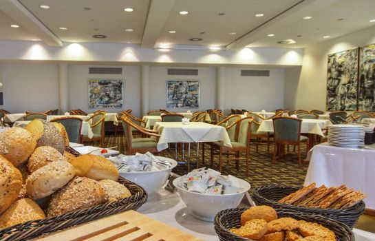 Restaurante Best Western Plus Hotel Eyde