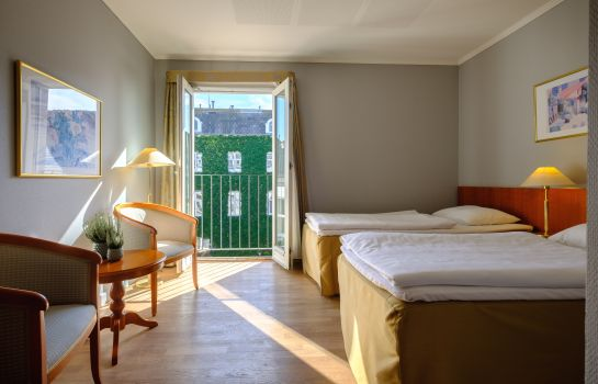 Chambre double (standard) Zleep Hotel Roskilde