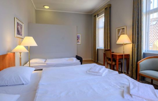 Chambre Zleep Hotel Roskilde