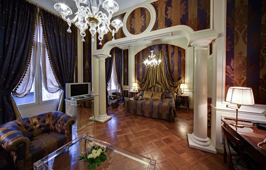 Suite Grand Hotel Majestic