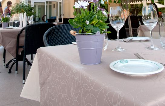 Terrasse Romantik Hotel Bel Air Sport & Wellness