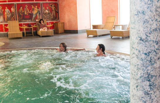 Whirlpool Romantik Hotel Bel Air Sport & Wellness