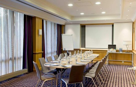 Conference room DoubleTree by Hilton Luxembourg