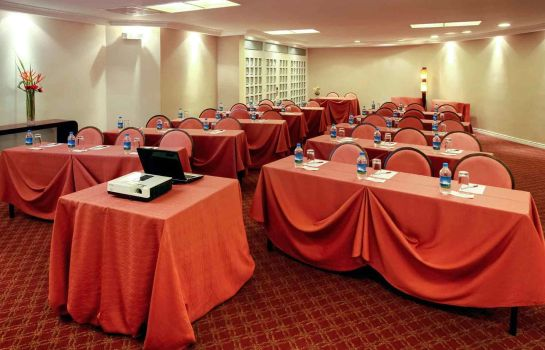 Conference room Mercure Alameda Quito