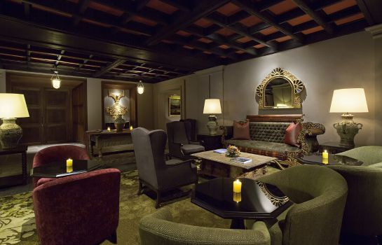 Interior view Palacio del Inka a Luxury Collection Hotel Cusco