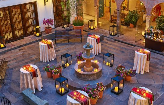 Information Palacio del Inka a Luxury Collection Hotel Cusco