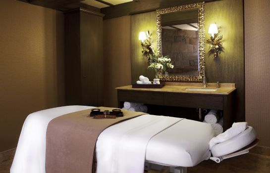 Massage room Palacio del Inka a Luxury Collection Hotel Cusco