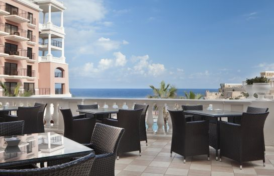 Hol hotelowy Malta The Westin Dragonara Resort