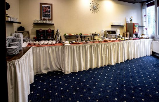 Ontbijtbuffet Parkhotel