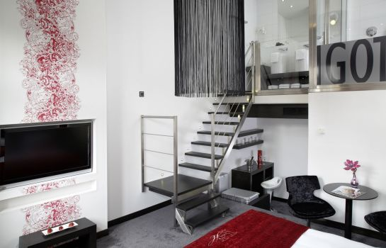 Junior Suite Van der Valk