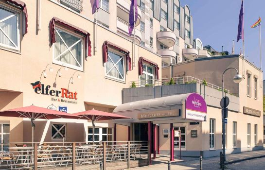 Exterior view Mercure Hotel Koeln City Friesenstrasse