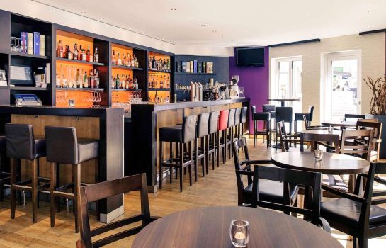 Hotel bar Mercure Hotel Koeln City Friesenstrasse