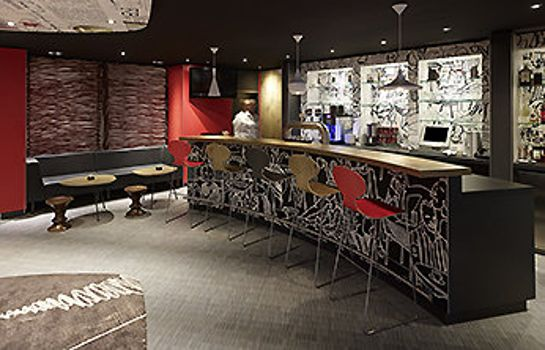 Hotel-Bar ibis Koeln Centrum