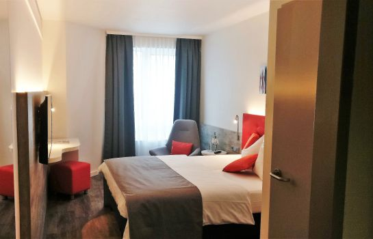 Chambre double (standard) Select Hotel Wiesbaden City