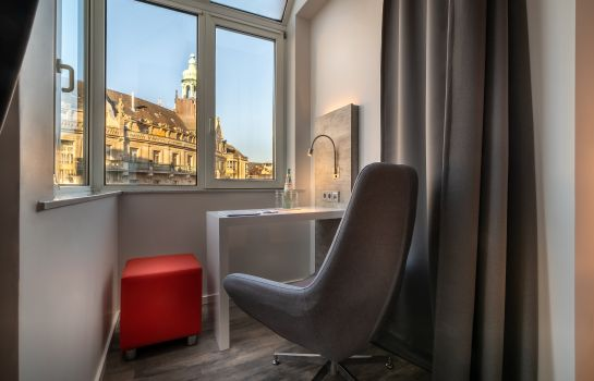 Chambre double (confort) Select Hotel Wiesbaden City