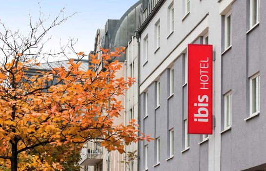 Vista exterior ibis Mainz City