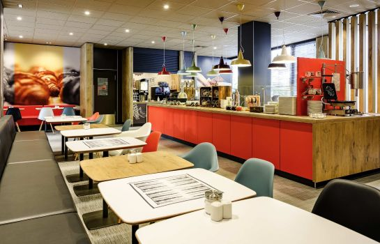 Restaurante ibis Mainz City