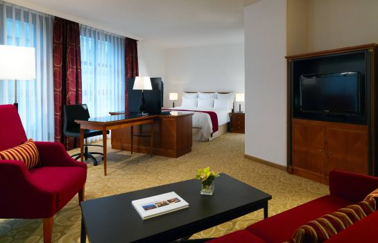 Suite Hamburg Marriott Hotel