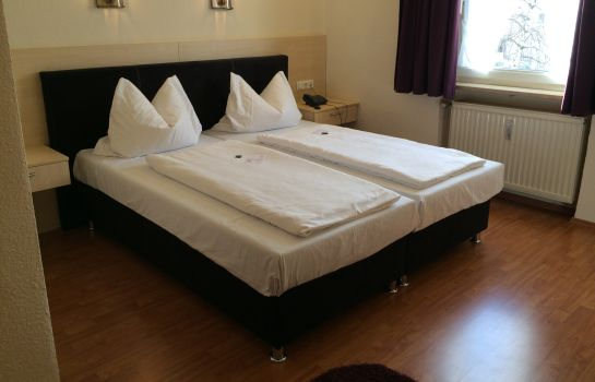 Chambre double (standard) Grader Hotel