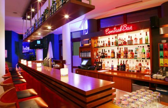 Hotel bar Tryp City Center