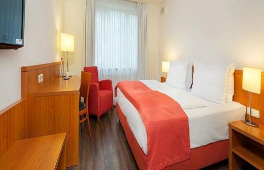 Double room (standard) Tryp City Center
