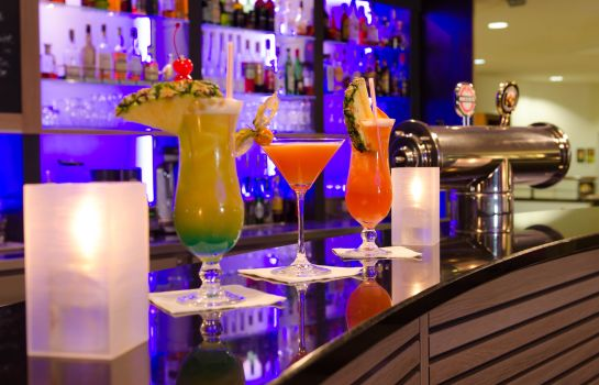 Hotel-Bar Mercure Hotel Hamburg City