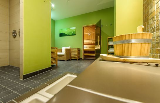 Sauna Mercure Hotel Hamburg City