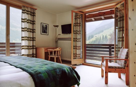 Junior Suite Waldhaus-Huldi