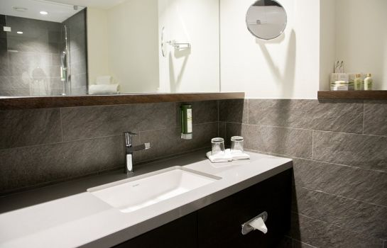 Bagno in camera Park Hotel Winterthur Swiss Quality