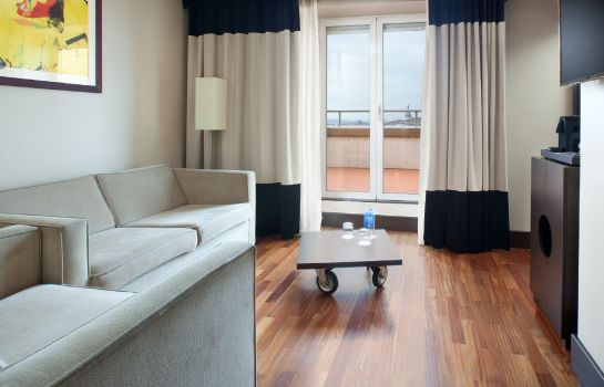 Junior Suite NH Canciller Ayala Vitoria