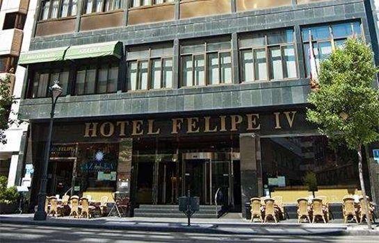 Hotel Sercotel Felipe IV in Valladolid – HOTEL DE