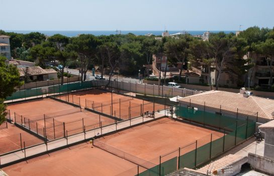 Campo de tennis Bella Playa & SPA