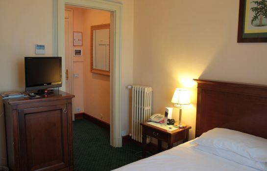 Single room (standard) Palace Grand Hotel Varese