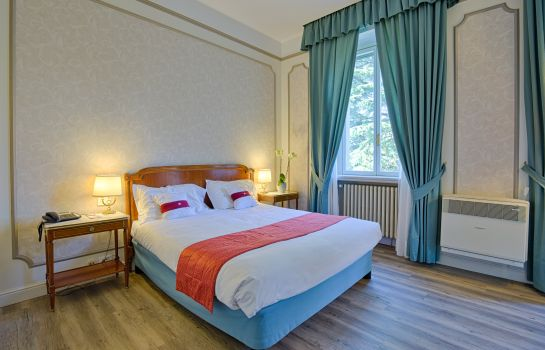 Double room (standard) Palace Grand Hotel Varese