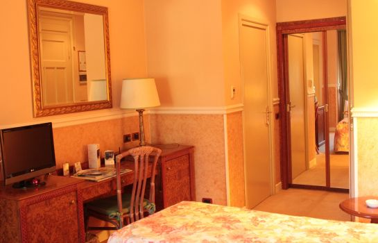Chambre double (confort) Palace Grand Hotel Varese