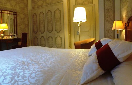 Double room (superior) Palace Grand Hotel Varese