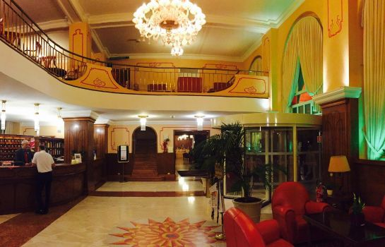 Hotelhal Grand Hotel Astoria