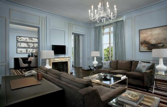 Suite Trianon Palace Versailles A Waldorf Astoria Hotel