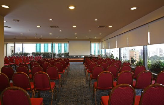 Meeting room Hotel Libertador Lima