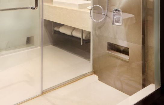 Bagno in camera Grand Mercure Maha Cipta Medan Angkasa