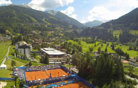 Tennisplatz Cesta Grand Aktivhotel & Spa