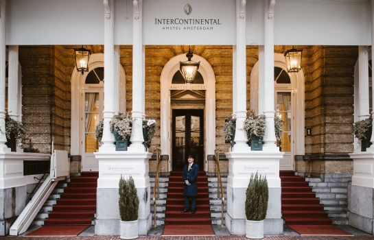 Exterior view InterContinental Hotels AMSTEL AMSTERDAM