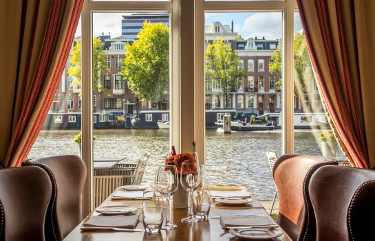 Restaurant InterContinental Hotels AMSTEL AMSTERDAM