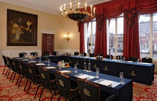 Conference room InterContinental Hotels AMSTEL AMSTERDAM