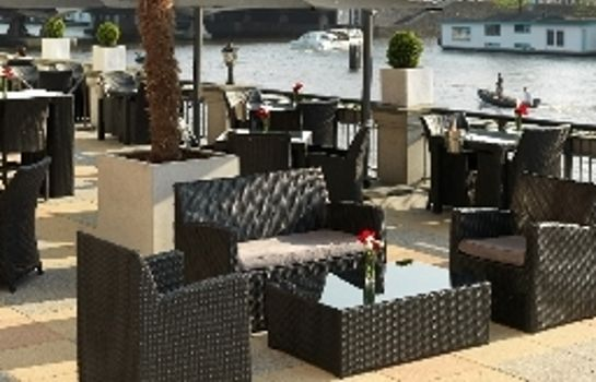 Terrace InterContinental Hotels AMSTEL AMSTERDAM